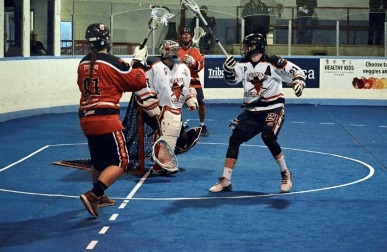 arena lacrosse league peterborough timbermen