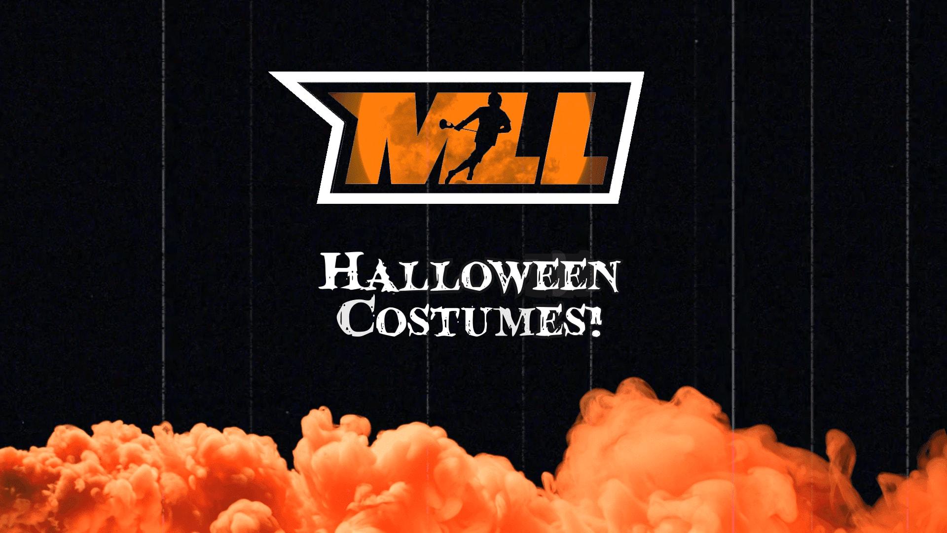 halloween mll major league lacrosse