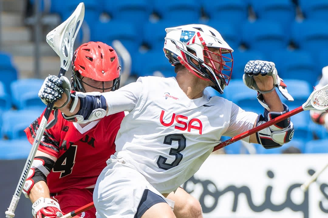 rob pannell us men's lacrosse team usa