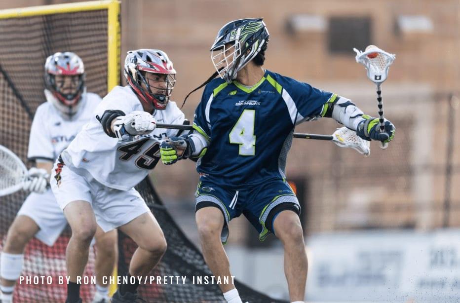 lyle thompson chesapeake bayhawks mll major league lacrosse