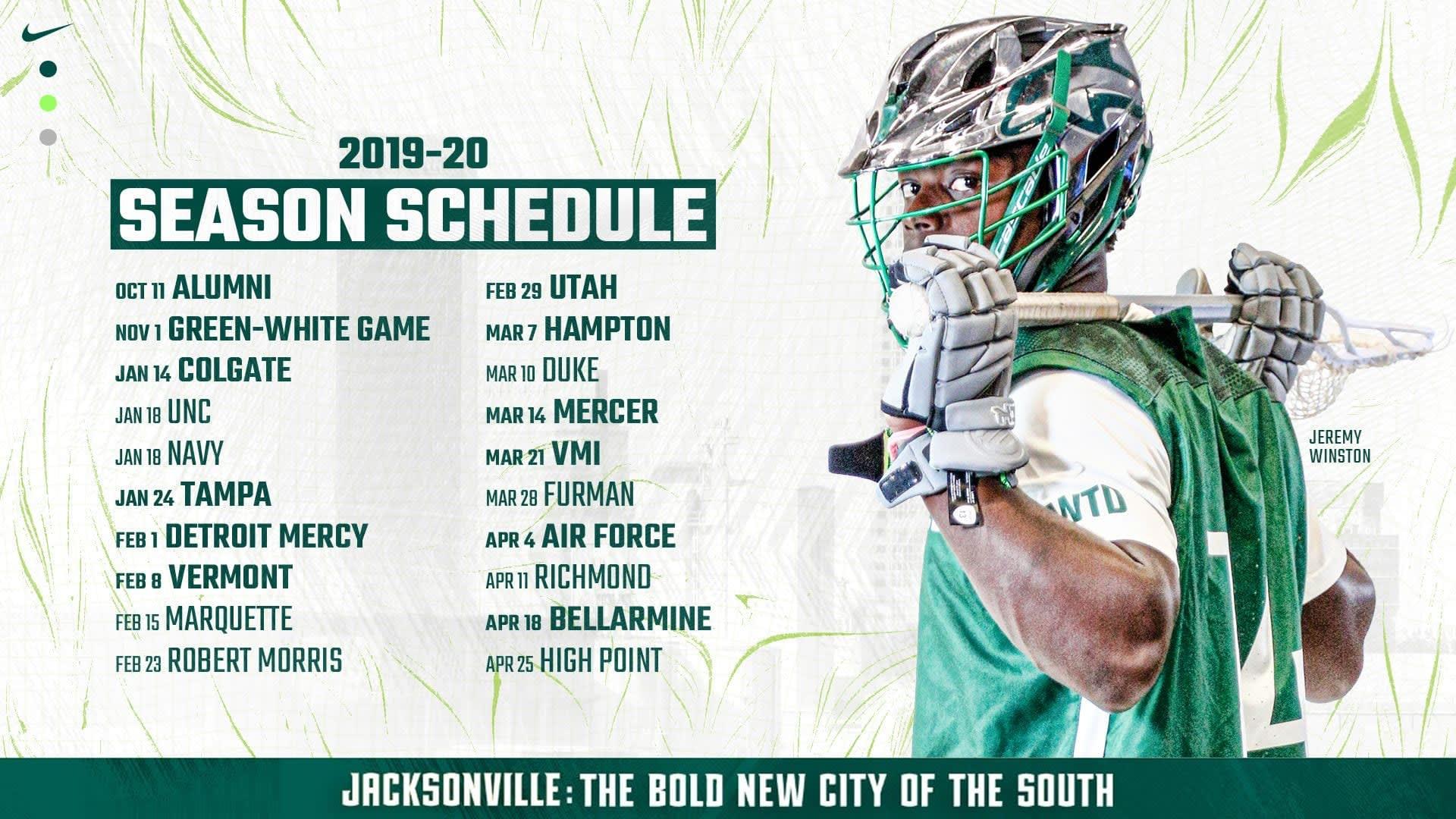 jacksonville men's lacrosse ncaa