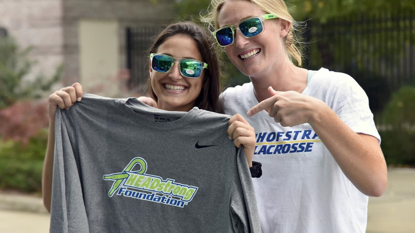hofstra women's lacrosse ncaa headstrong
