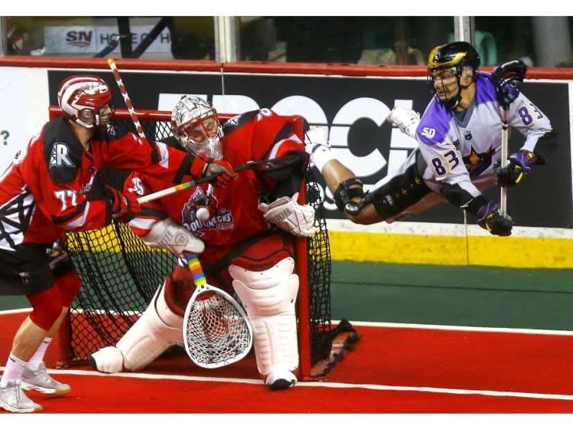 nll draft calgary roughnecks nll national lacrosse league christian del bianco