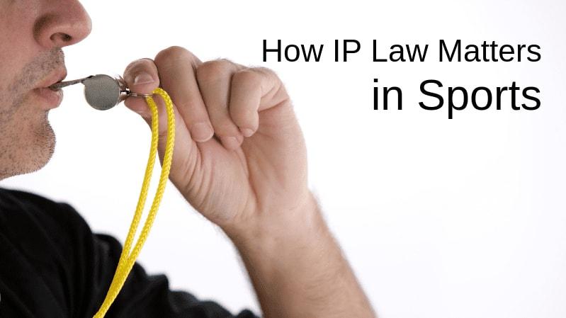 intellectual property law sports