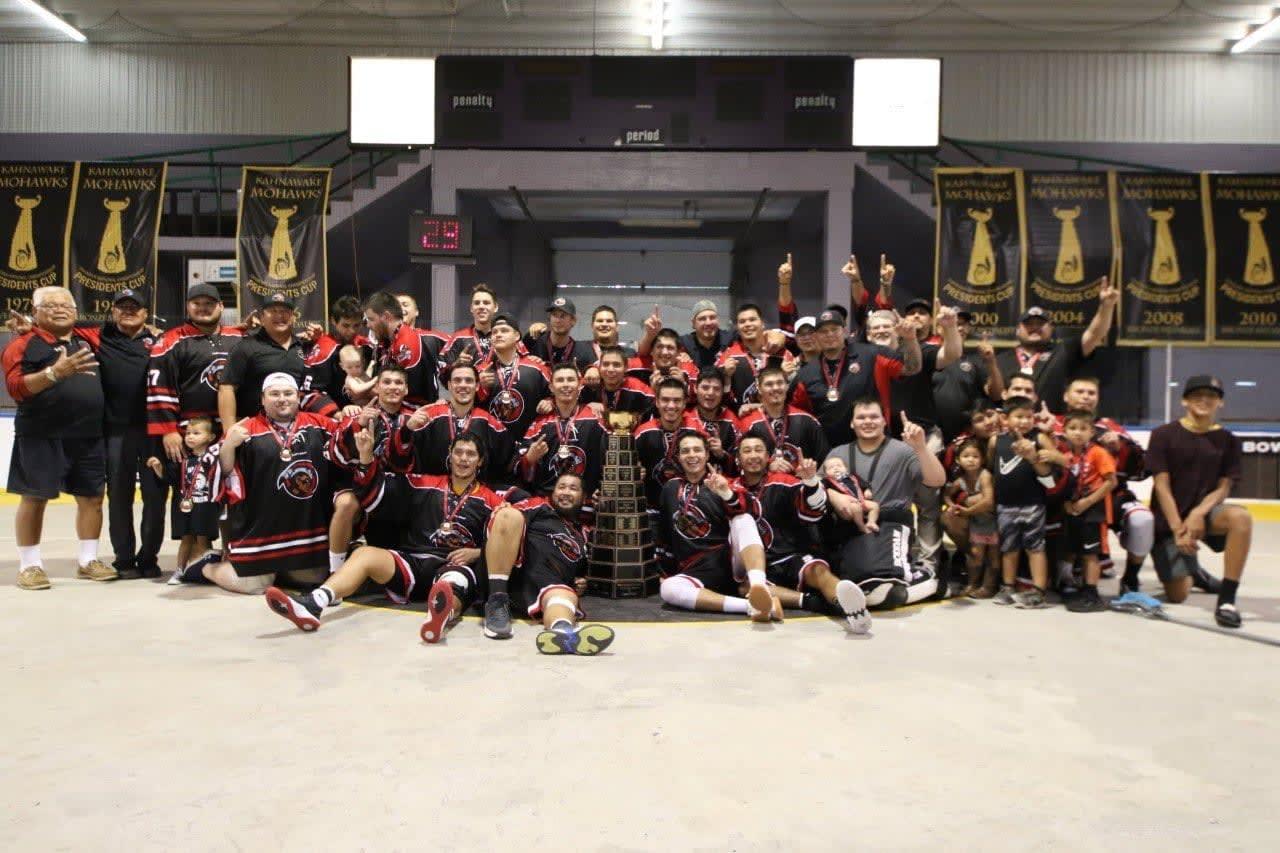 2019 president's cup lacrosse six nations rivermen