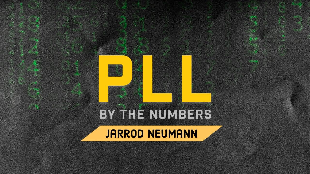 Jarrod Neumann - PLL By The Numbers