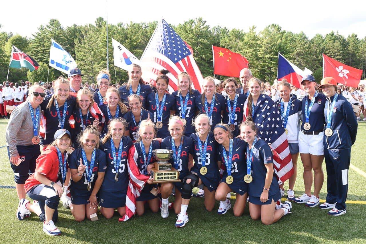 USA U19 Women win world championship