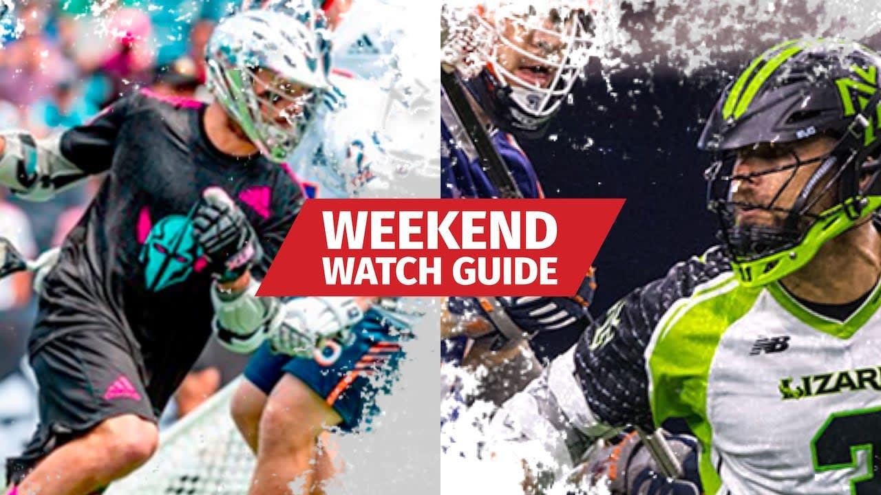 weekend watch guide august 17
