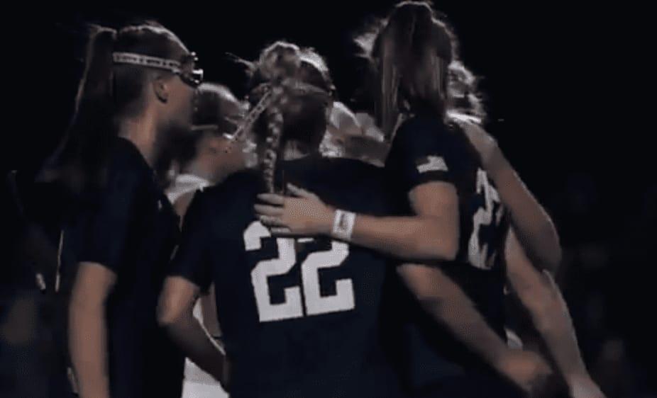 us women's u19 lacrosse team