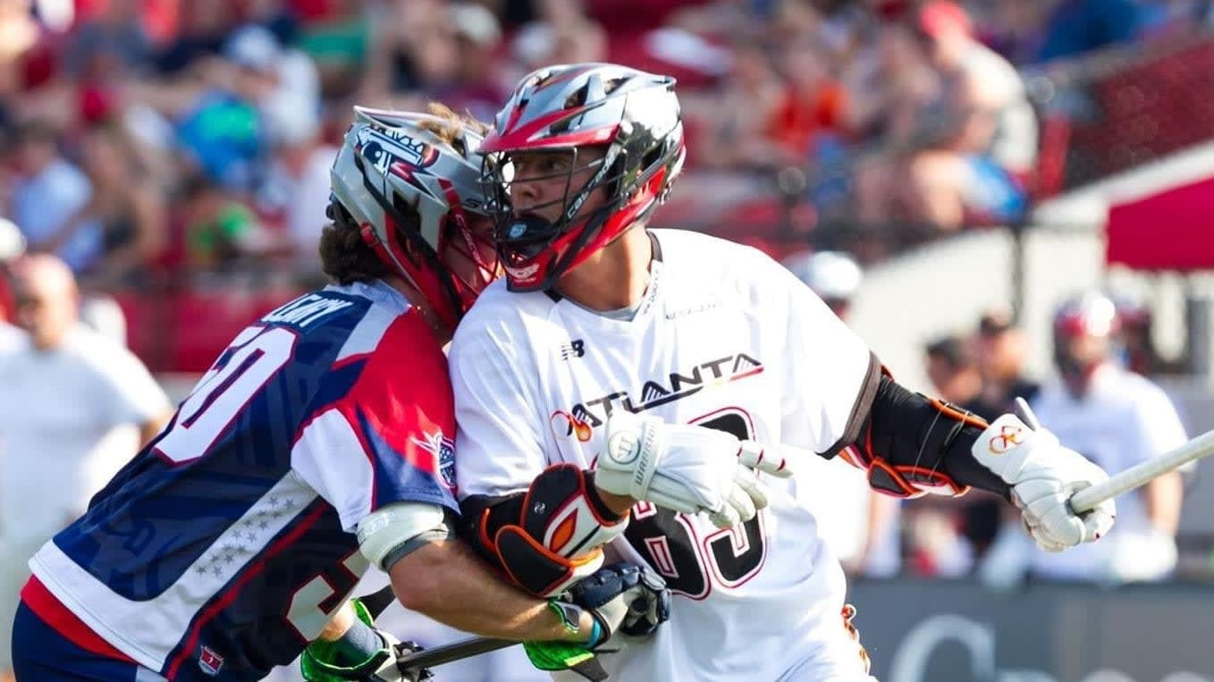 randy staats mll pro lax potw mll player of the week