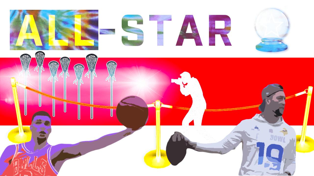 pll all-star model nba mlb nfl