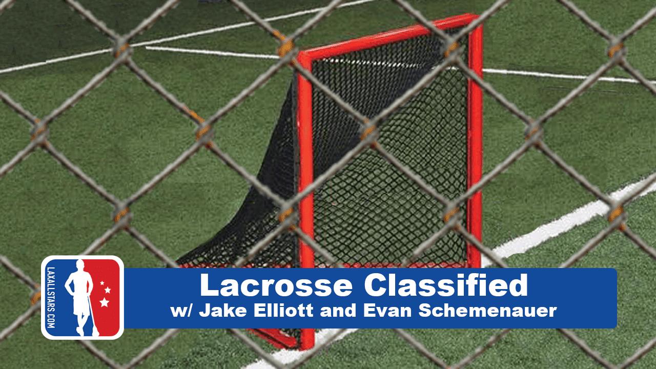 lacrosse classified podcast nll national lacrosse league pro lacrosse box lacrosse