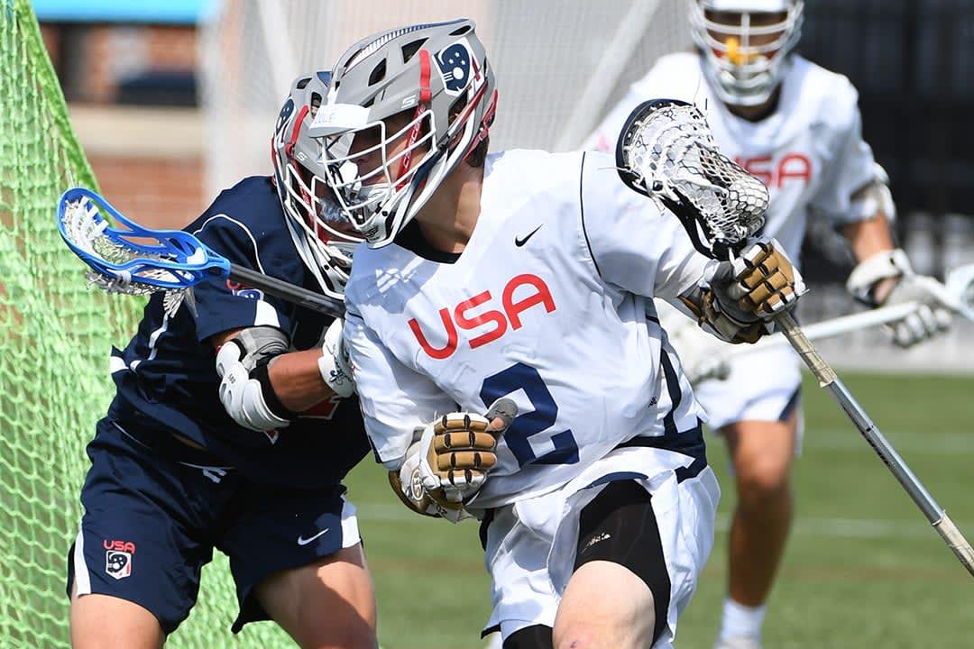 2020 US Men's U19 Lacrosse Team us lacrosse