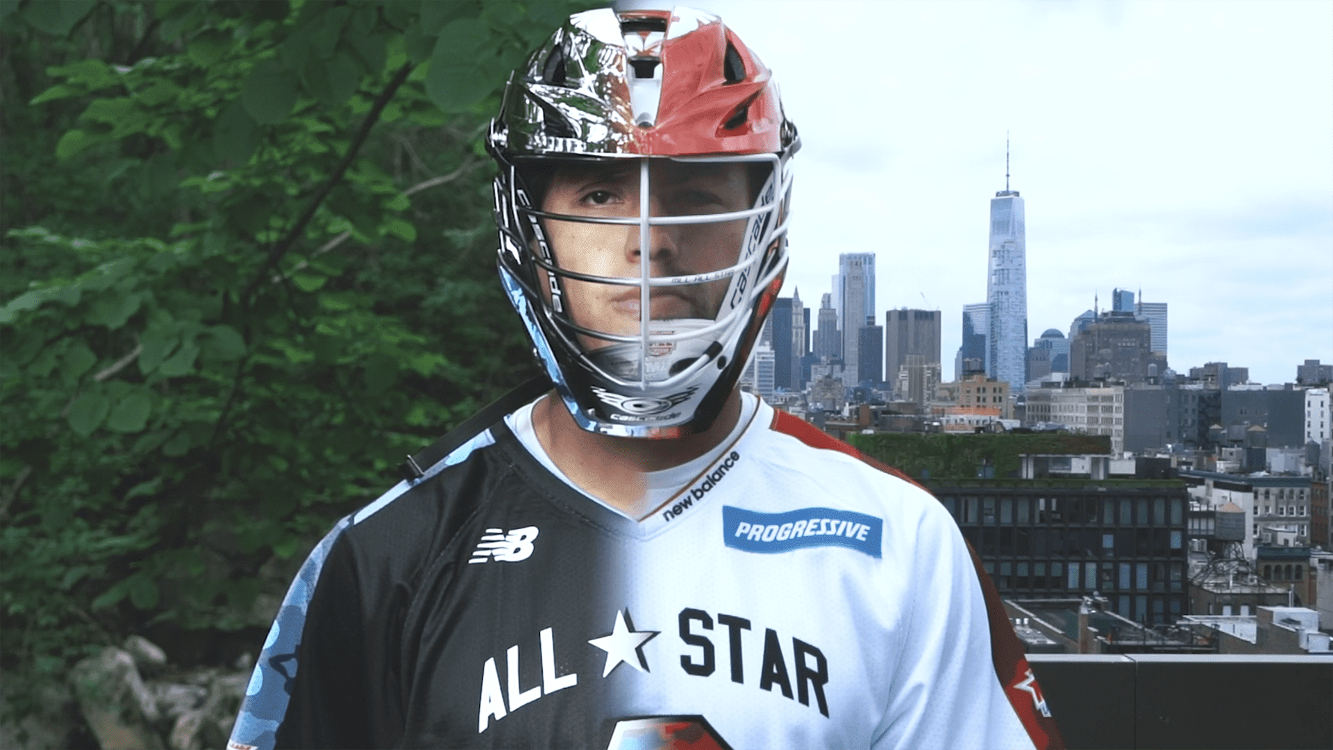 rob pannell lyle thompson 2019 mll all star game draft