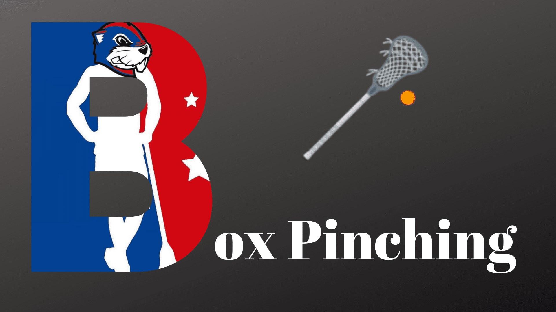 box pinch #thegopherproject