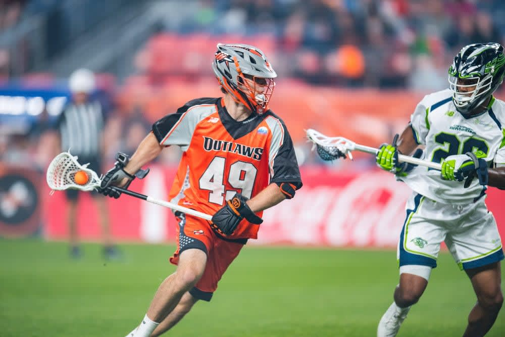 will snider mll player of the week rookie of the week