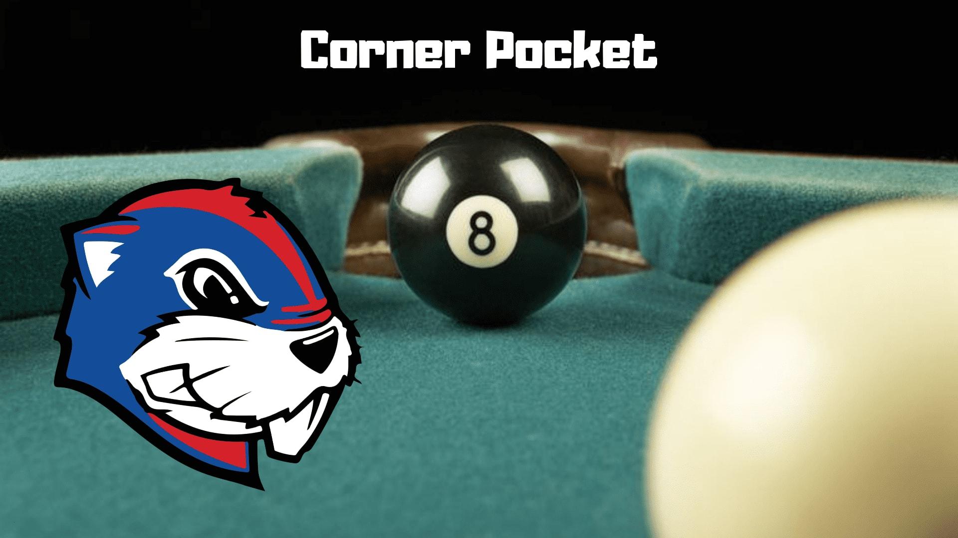 corner pocket #thegopherproject