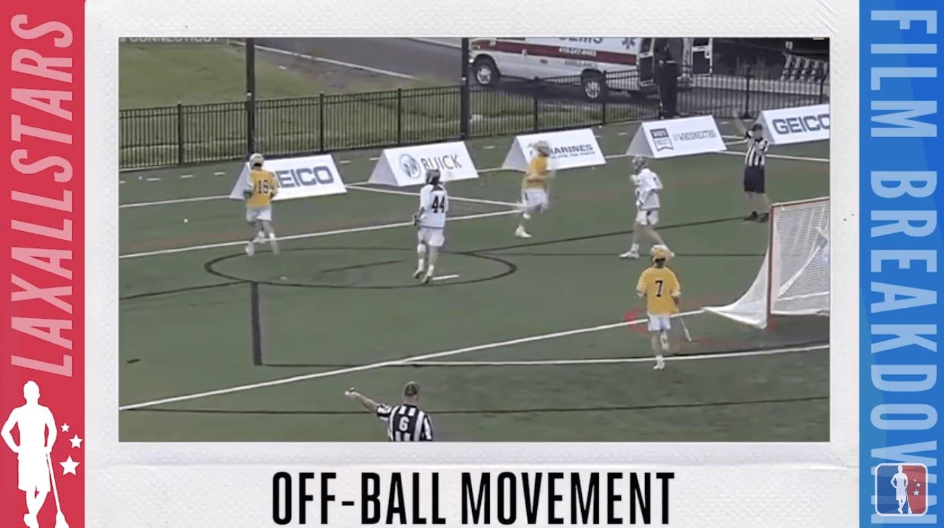 bullis school off ball movement