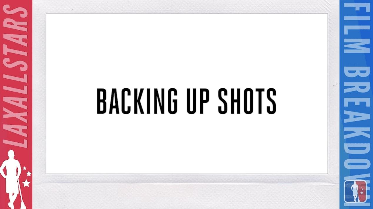 backing up shots #filmbreakdown