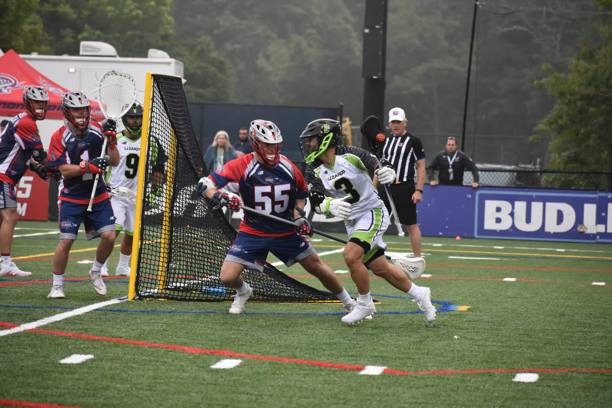 mll major league lacrosse 2019 mll week 1