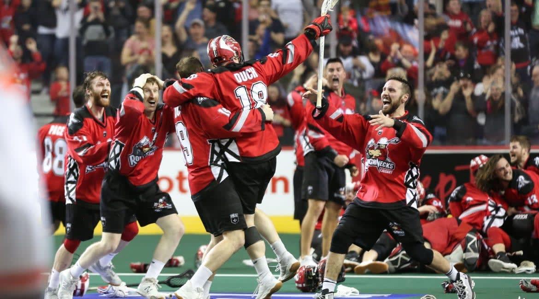2019 nll championship calgary roughnecks buffalo bandits lacrosse