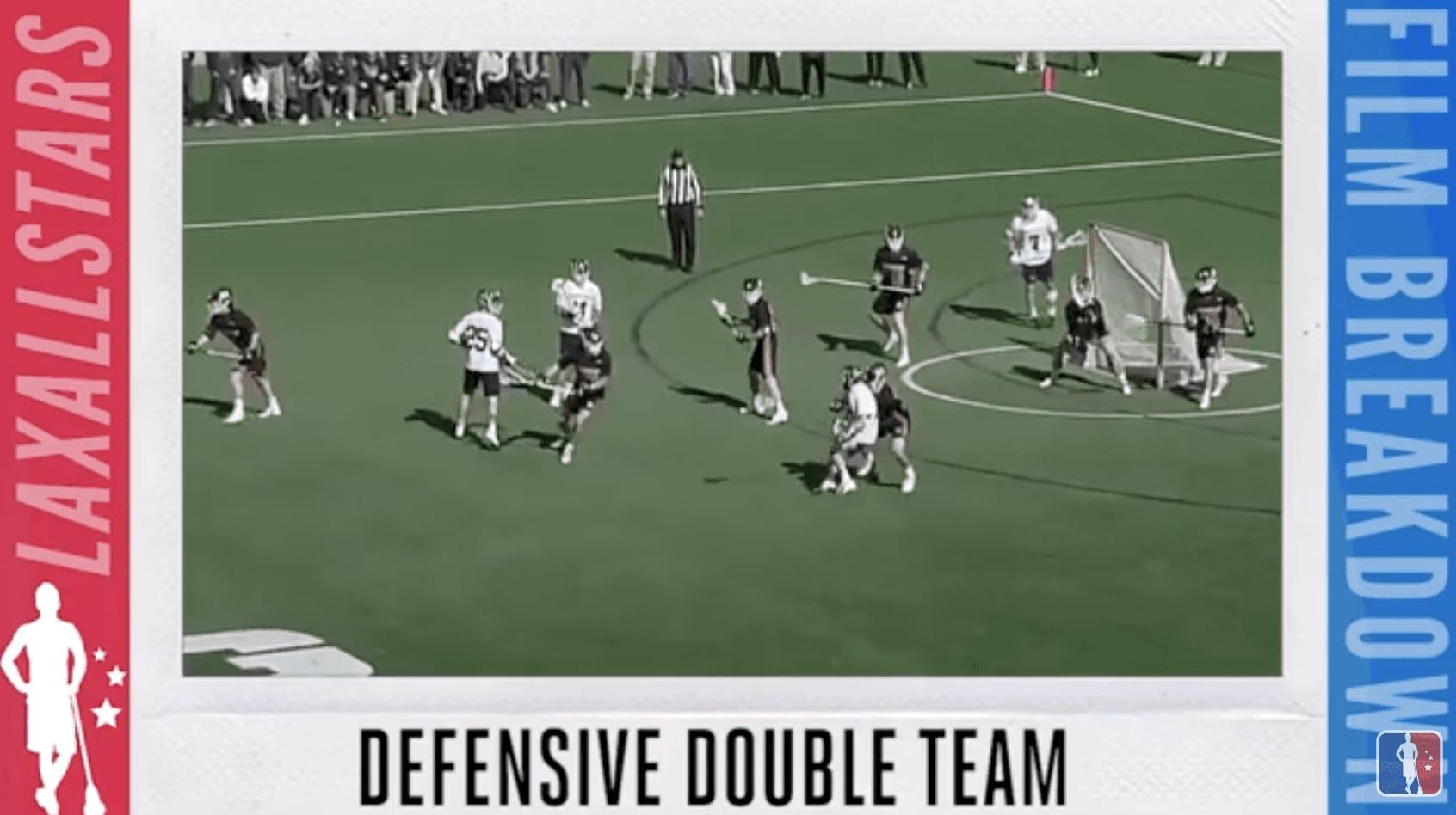defensive double team