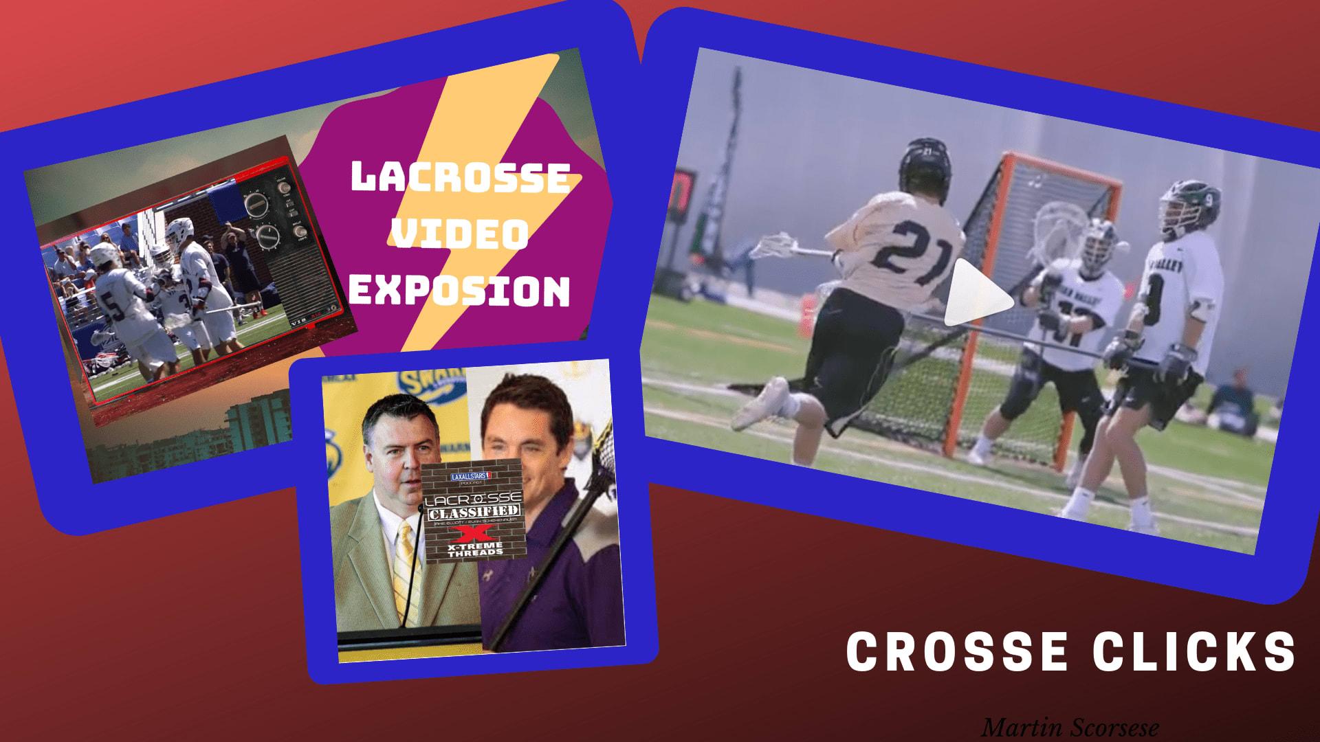 lacrosse highlights lacrosse video explosion ed comeau patrick merrill lacrosse classified crosse clicks