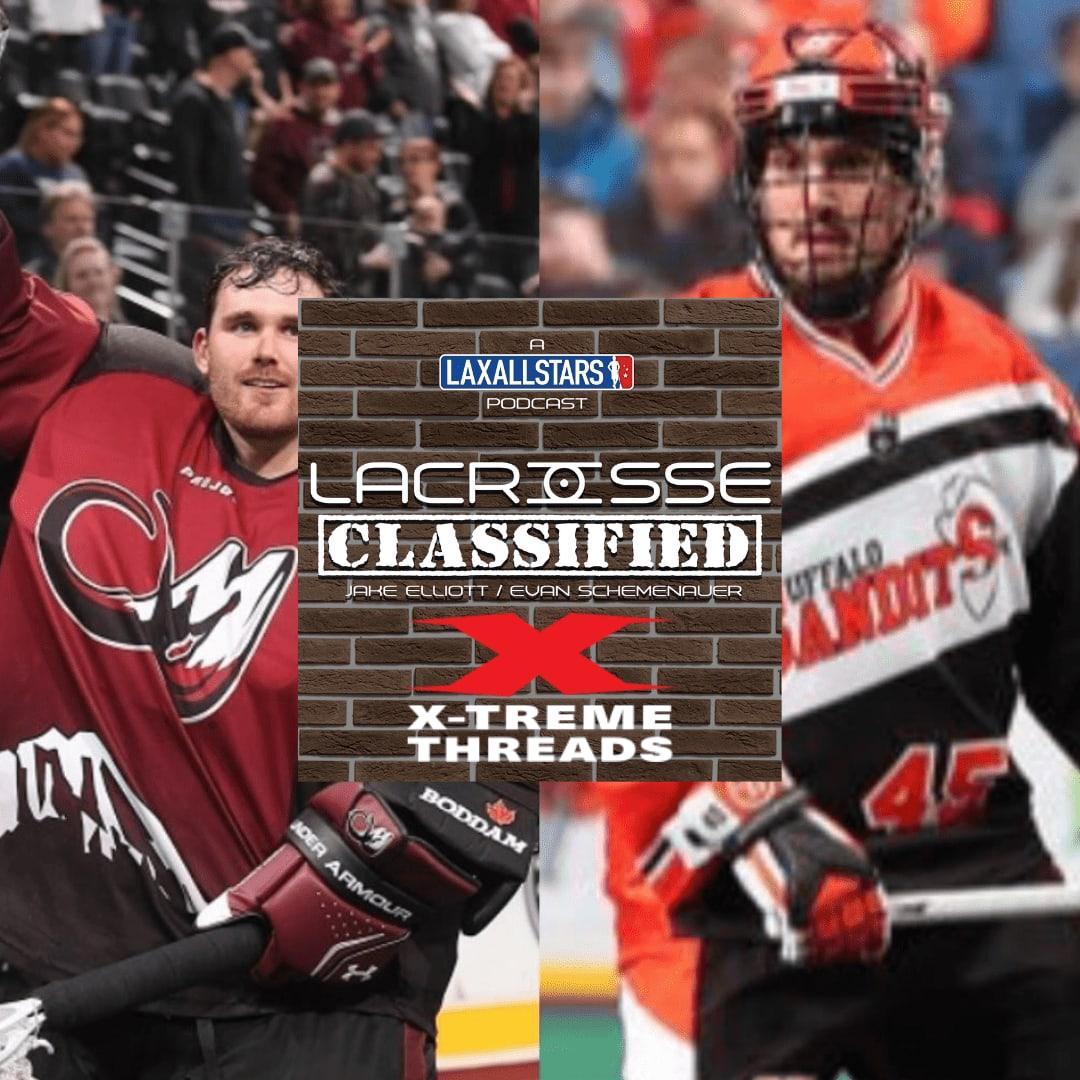 lacrosse classified dillon ward corey small nll