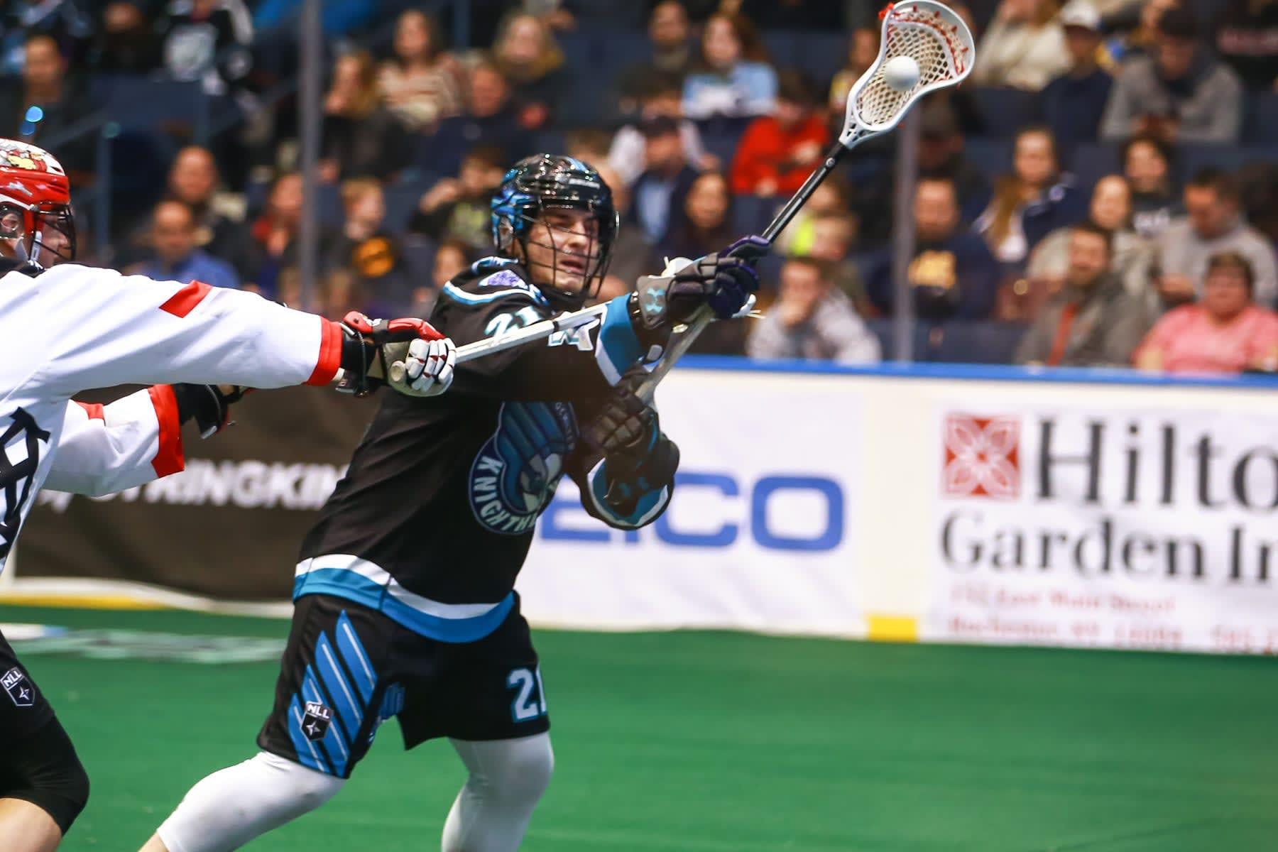 rochester knighthawks nll power rankings national lacrosse league