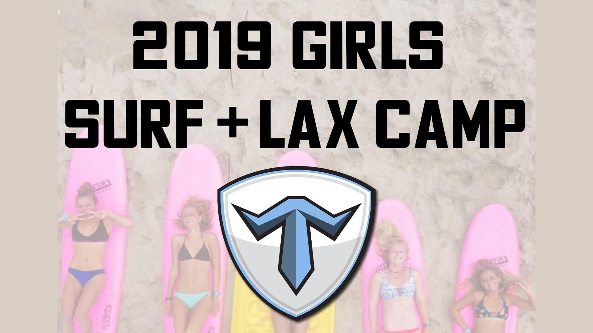girls surf + lax camp