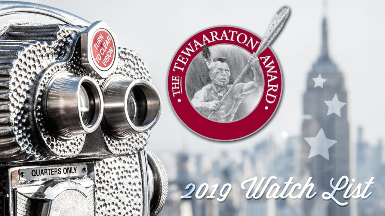 tewaaraton watch list