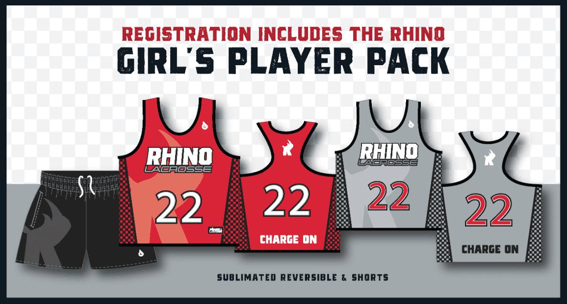rhino girls lacrosse camp