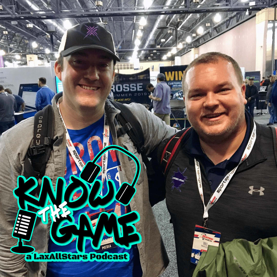 mike bartlett know the game podcast