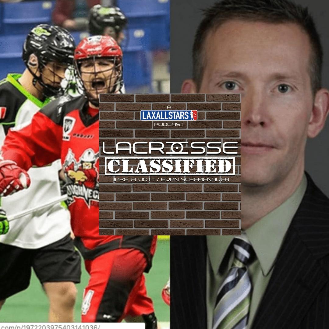 Dane Dobbie Glenn Clark Lacrosse Classified