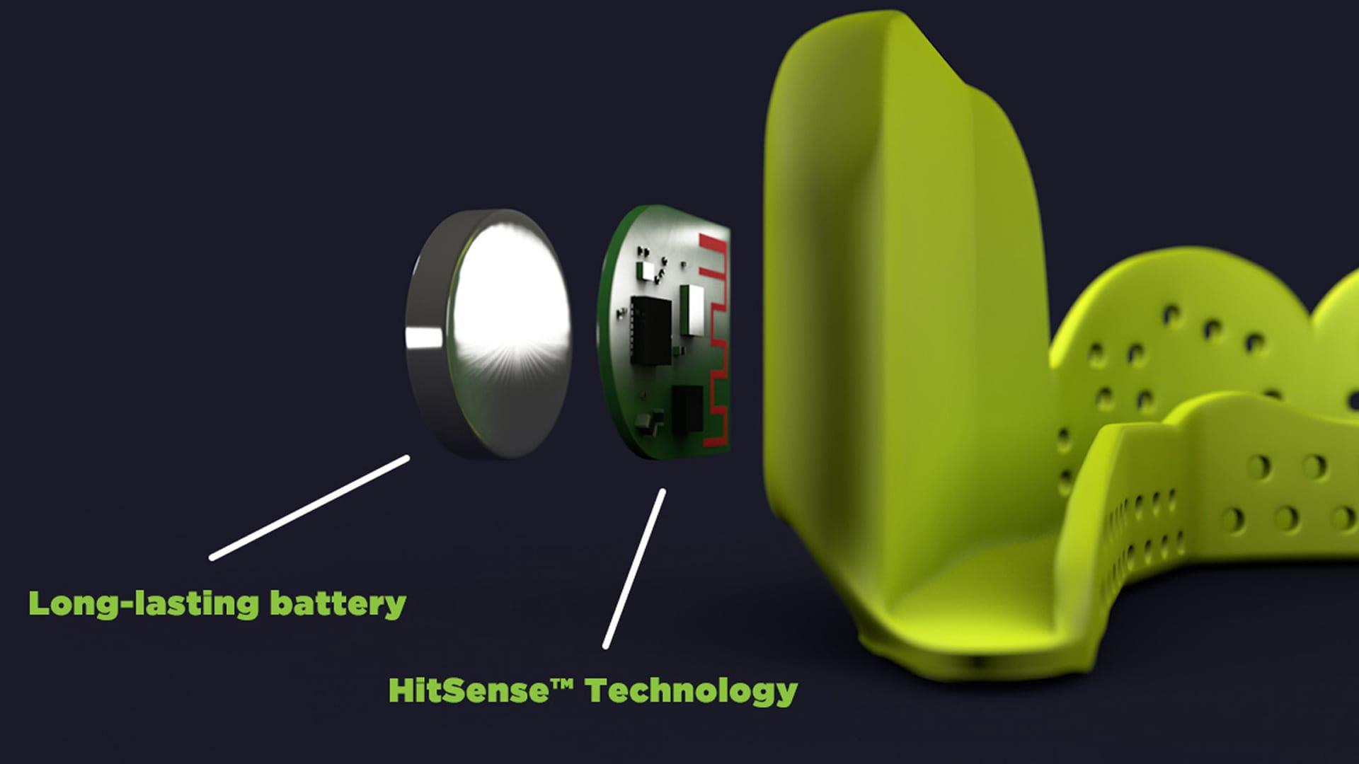 Smart Mouthguard - SISU Sense