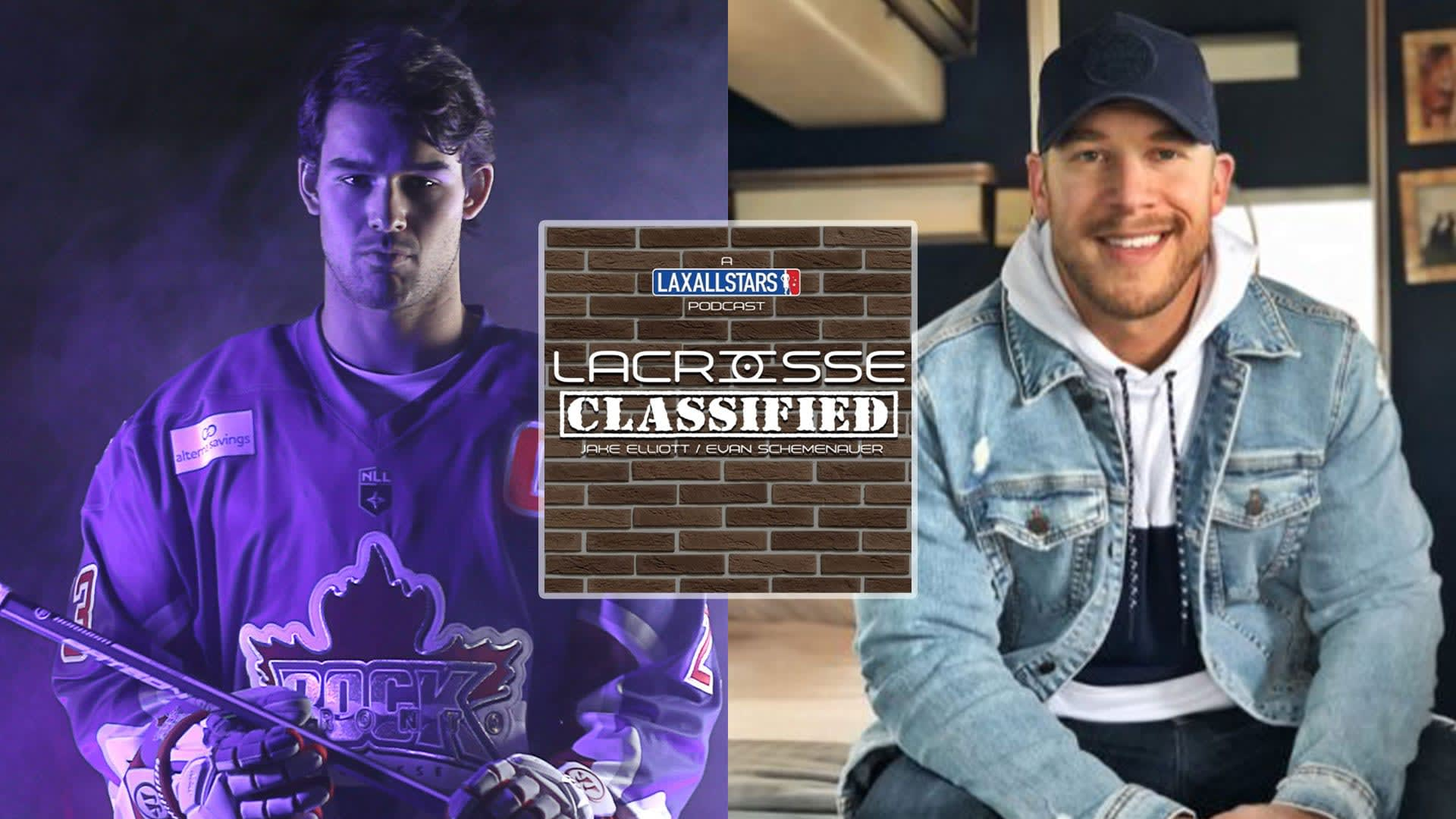challen rogers tyson geick - lacrosse classified podcast, ep 7
