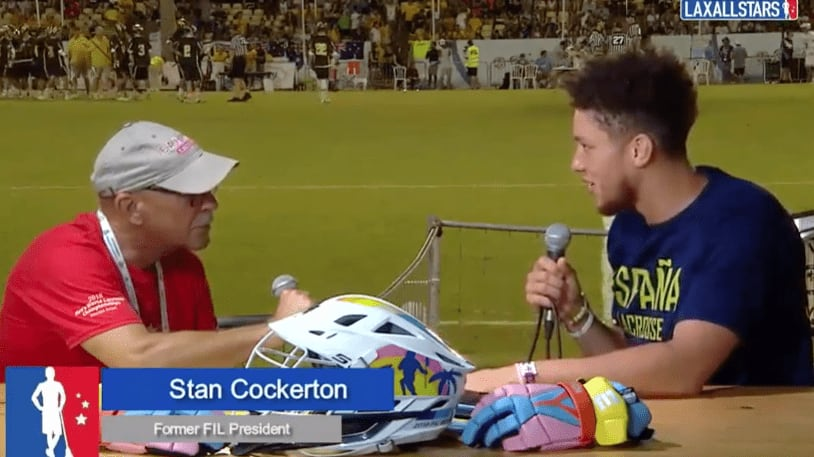 stan cockerton last word 2018 fil mens world lacrosse championships