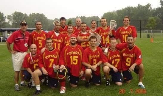 spain lacrosse history