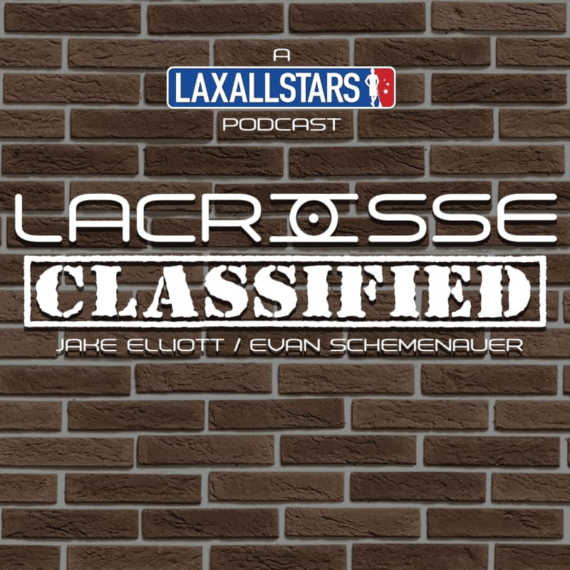 lacrosse classified podcast show