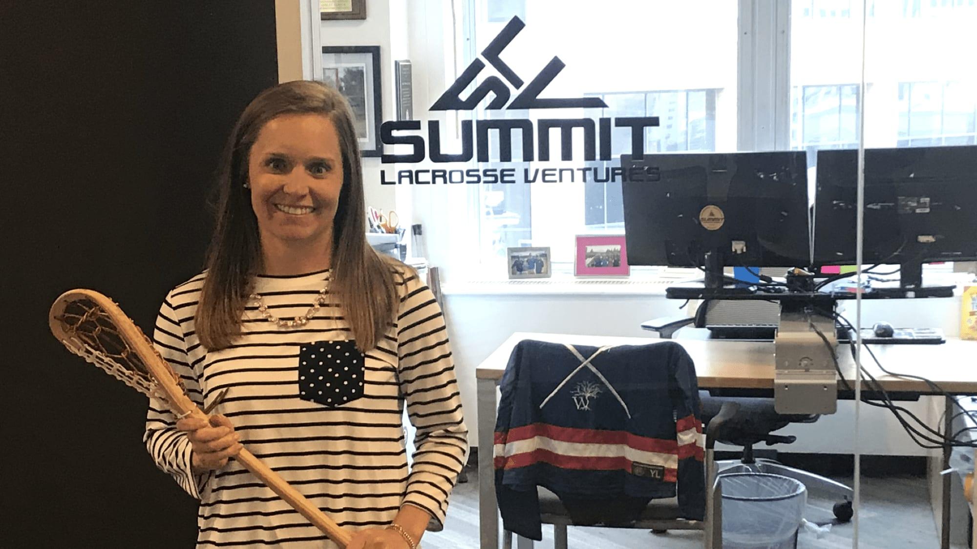 ashley gersuk murphy outside the eight women's lacrosse podcast outside the 8