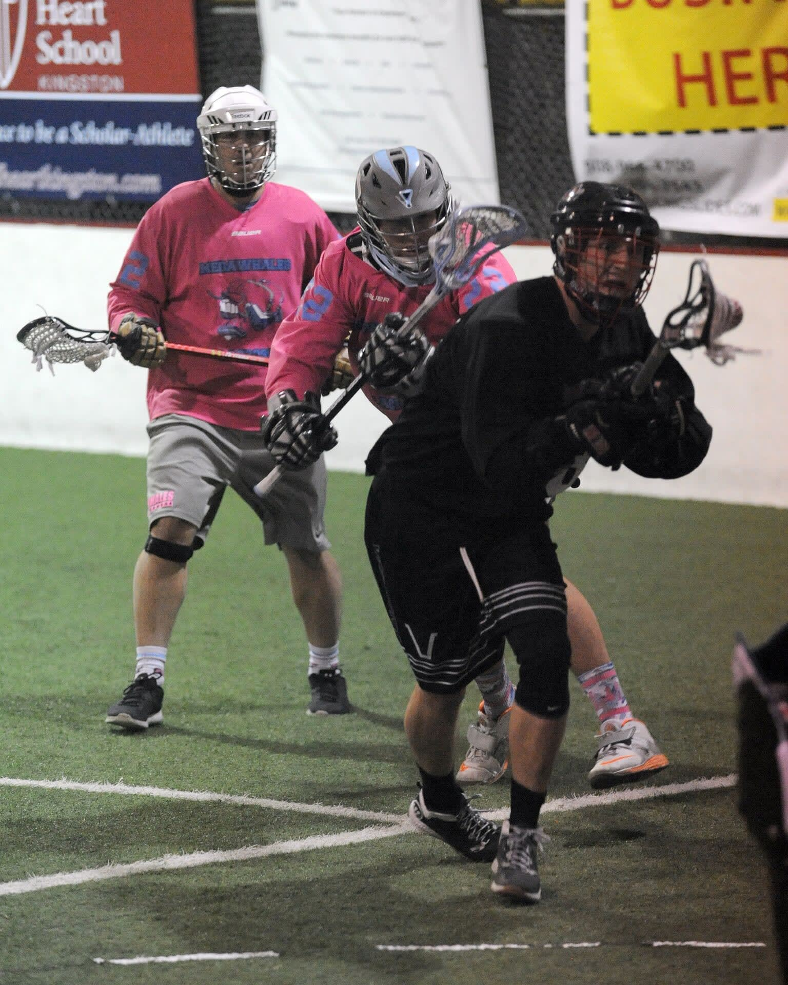 kyle baker bbll boston box lacrosse league