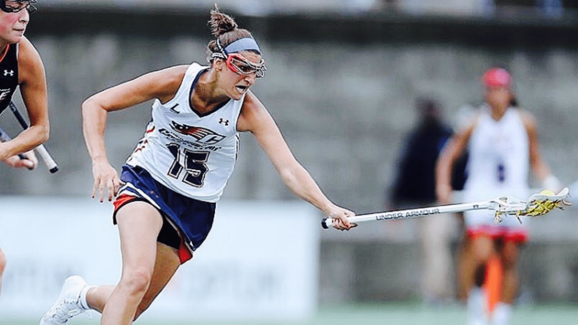 tanner guarino outside the eight women's lacrosse podcast