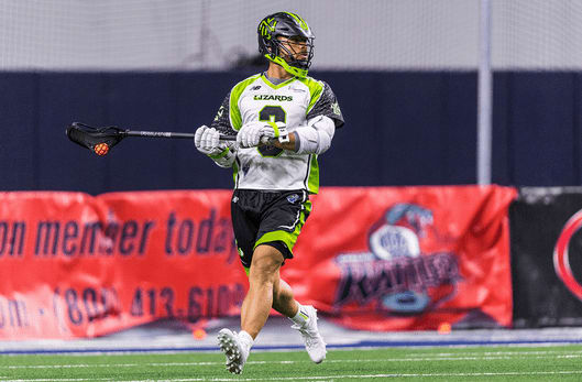 rob pannell new york lizards major league lacrosse