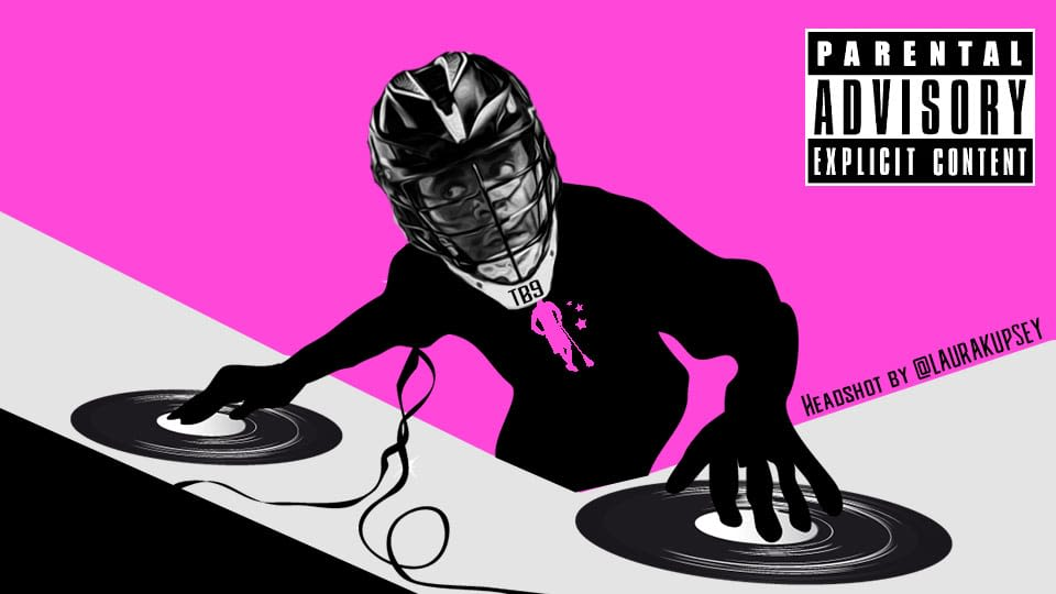 Electronic music playlist