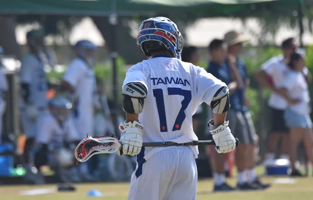 taiwan lacrosse top photos: gold group
