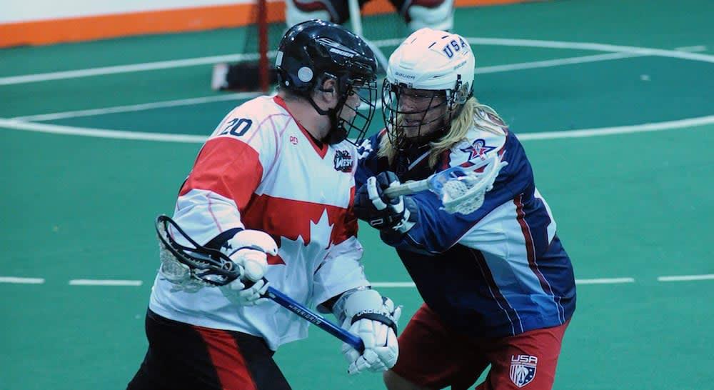 world junior lacrosse championships4 2018 Canada World Junior