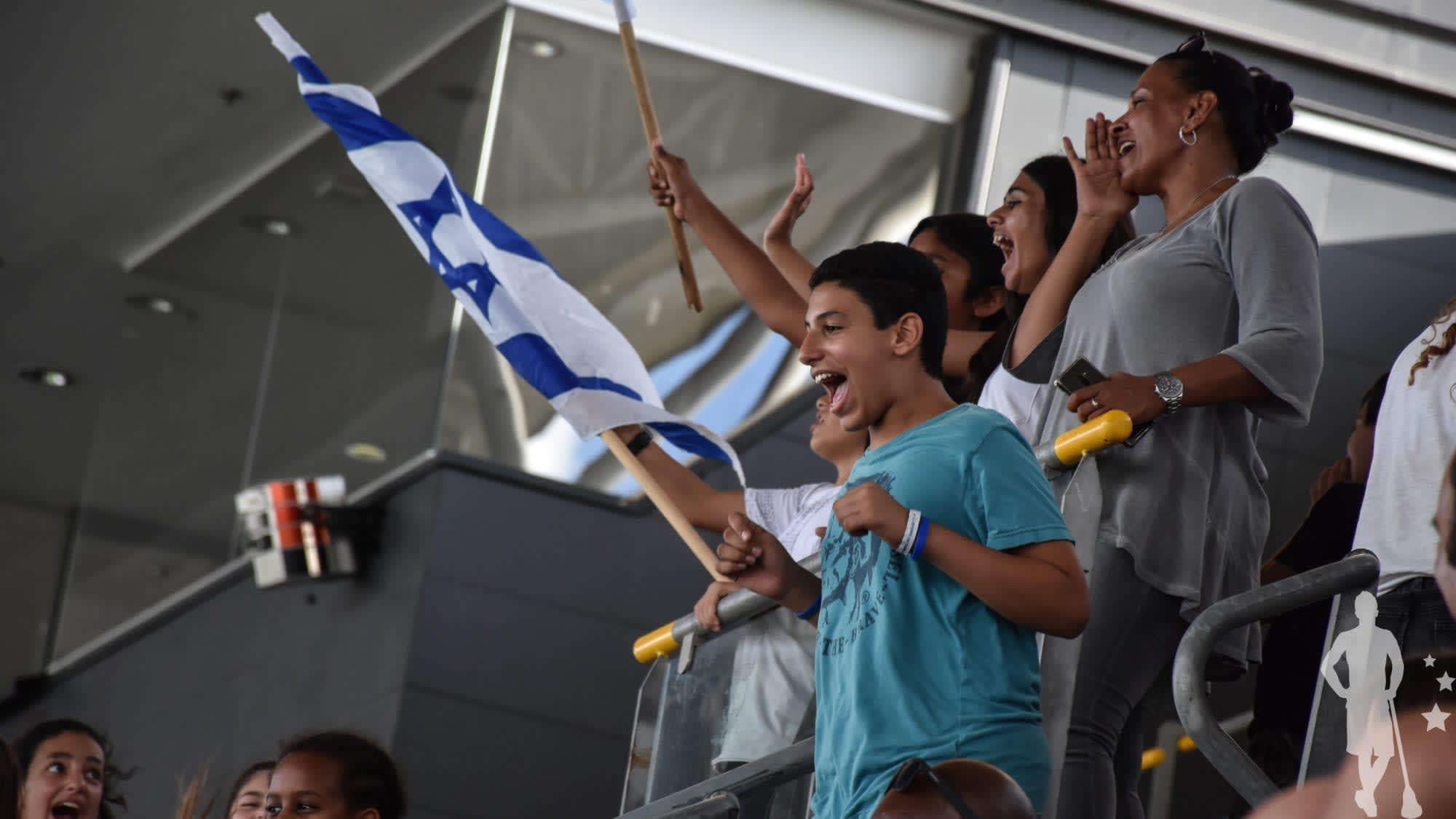Israel Jamaica 2018 FIL World Lacrosse Championships