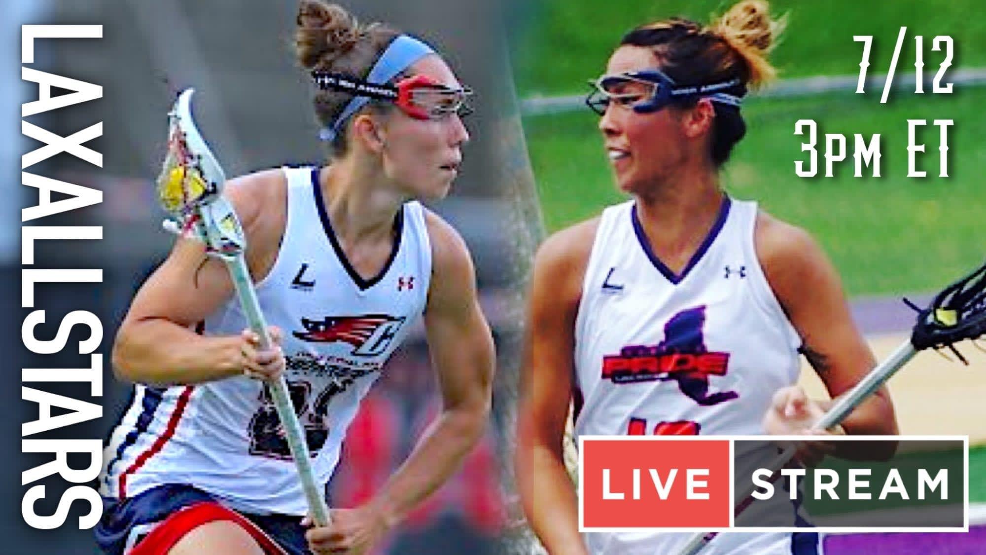 New England Command vs Upstate Pride : Women's Pro Lacrosse