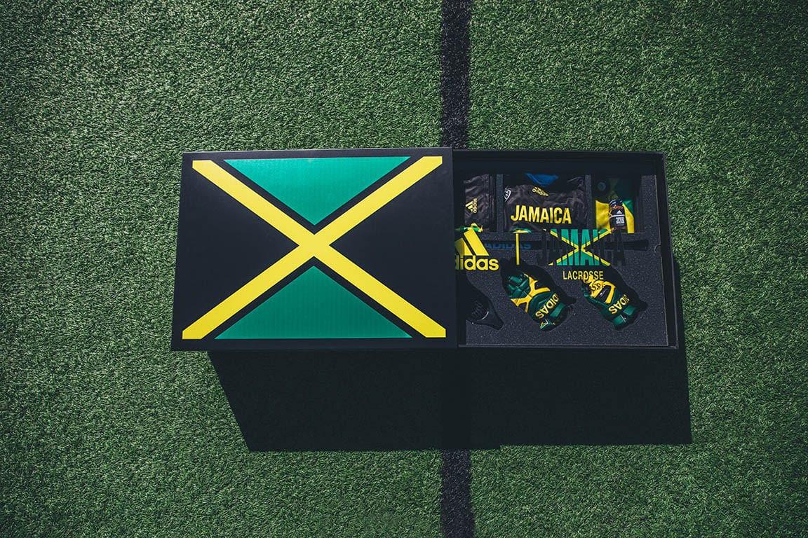 adidas Lacrosse x Team Jamaica LAX _Kit02
