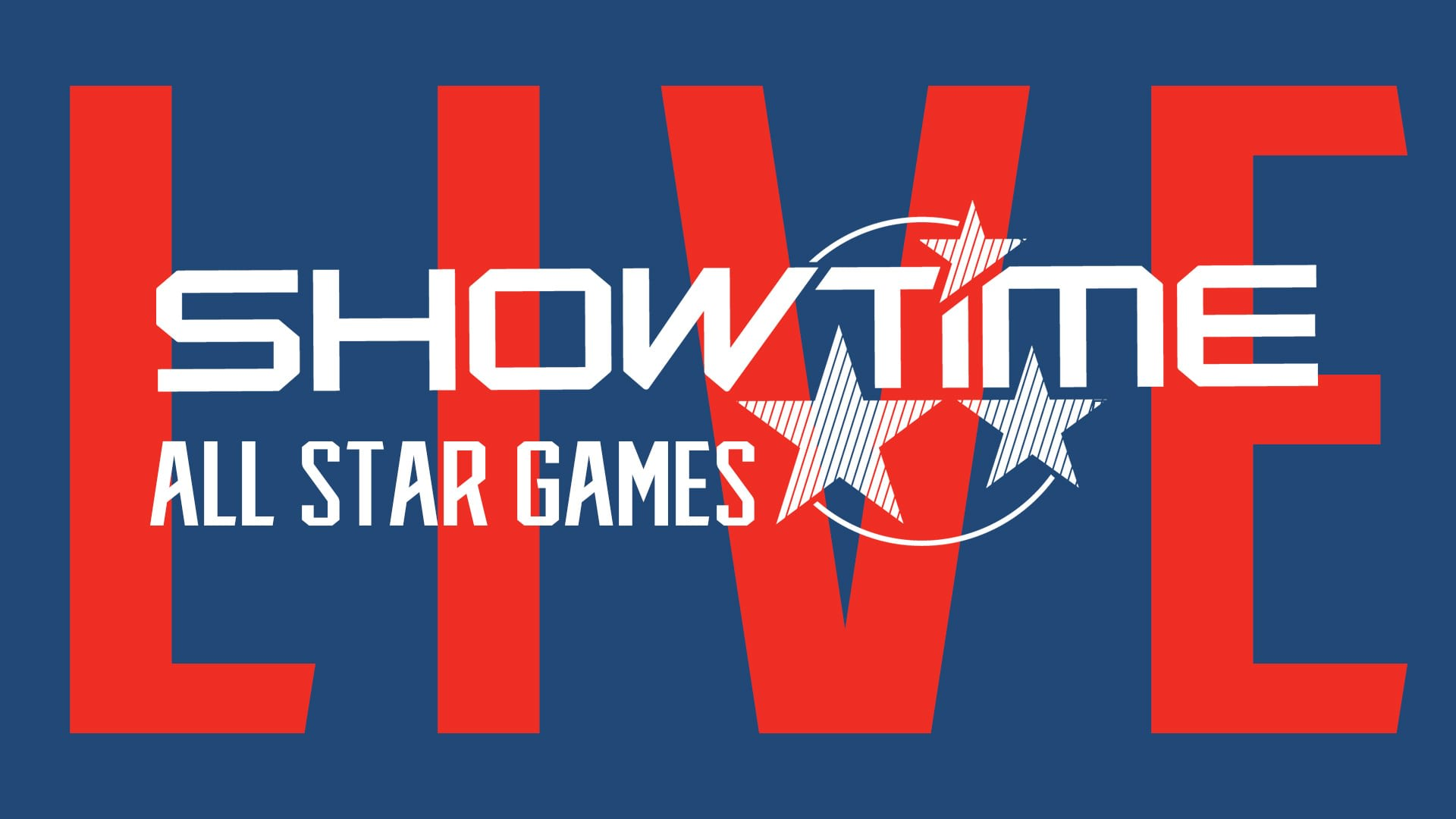 showtime all star games - LIVE